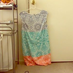 Multicolored Summer dress from The Limited